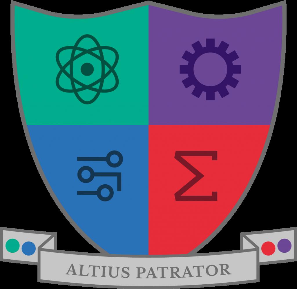 STEM School Crest - Alitius Patrator (Higher Achiever)