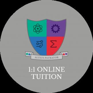 STEM School 1:1 Online Tuition Icon